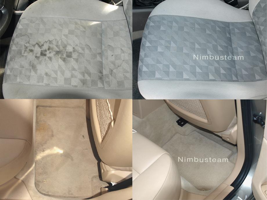 Nimbusteam Lavage Automobile Nettoyage V Hicule Ecologique La Vapeur